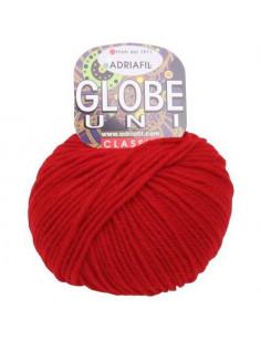 Adriafil-Globe-Uni rouge 27