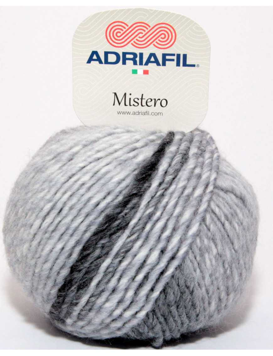Yarn Mistero Melange grey