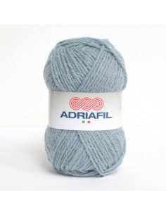 Adriafil Luccico bleu pastel 32