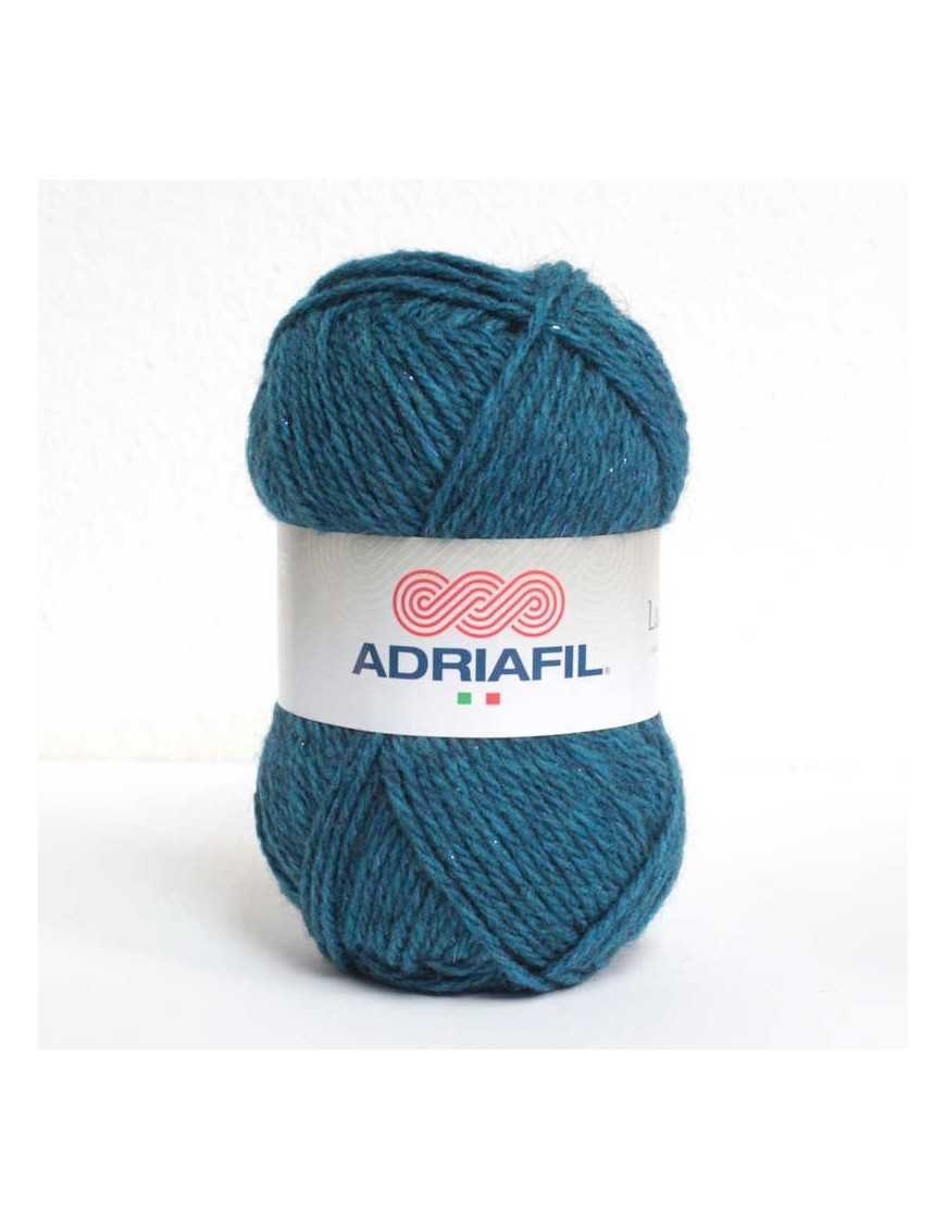 Yarn Luccico turquoise 39