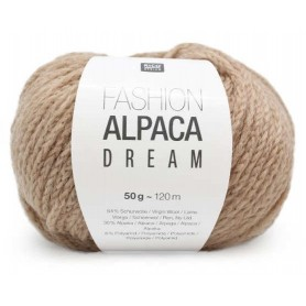 Fashion Alpaca Dream beige 002