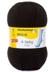 Regia 4-fils noir