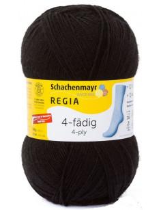 Regia 4-ply black