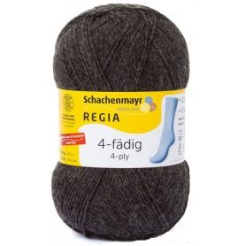 Regia 4-ply anthracite