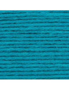 Alpaca Blend Chunky turquoise 17