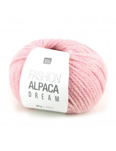 Fashion Alpaca Dream Rosa 011