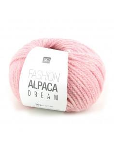 Fashion Alpaca Dream roze 011