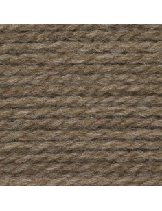Creative Soft Wool Aran Brun 004