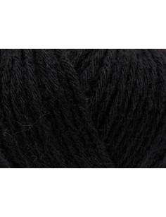 Alpaca Blend Chunky zwart 008