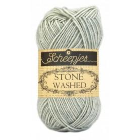 Stone Washed Crystal Quartz 814