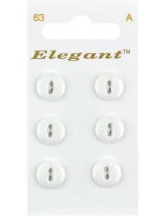 Knöpfe Elegant nr. 63