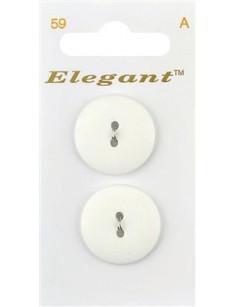 Knopen Elegant nr. 59