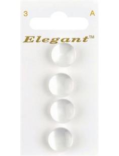 Boutons Elegant nr. 3