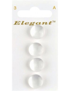 Knöpfe Elegant nr. 3