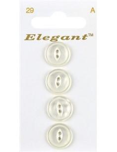 Knöpfe Elegant nr. 29
