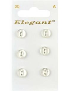 Boutons Elegant nr. 20