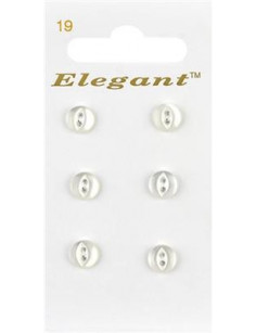 Boutons Elegant nr. 19