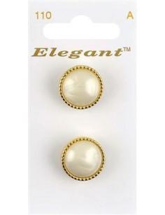 Boutons Elegant nr. 110
