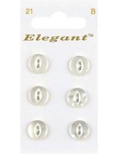 Knopen Elegant nr. 21