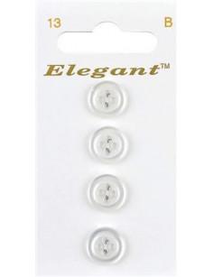 Boutons Elegant nr. 13