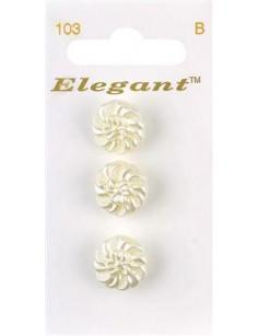 Knopen Elegant nr. 103