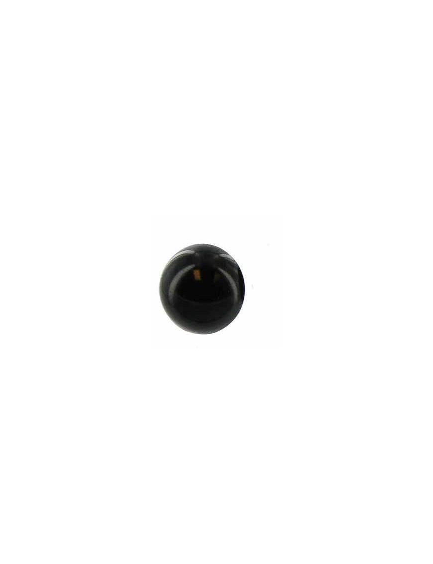 Amigurumi Animal eye 20 mm black