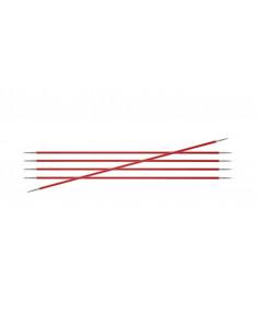 Zing aiguilles doubles pointes 2,5 mm