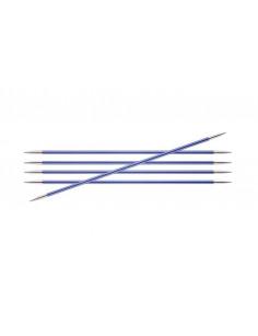 Zing aiguilles doubles pointes 4,5 mm