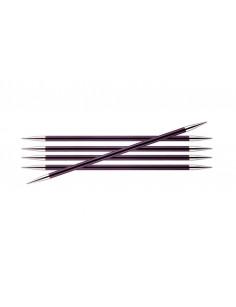 Zing aiguilles doubles pointes 6 mm