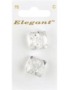 Boutons Elegant nr. 75