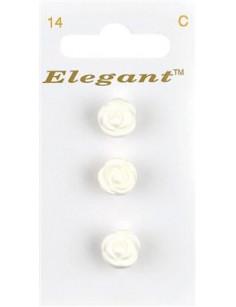 Knopen Elegant nr. 14