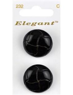 Boutons Elegant nr. 232
