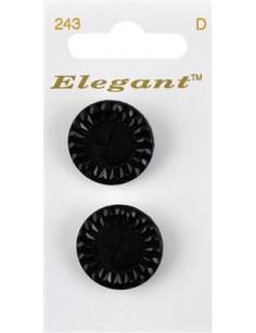Boutons Elegant nr. 243
