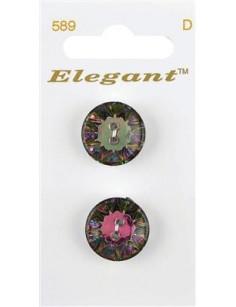 Boutons Elegant nr. 589