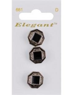 Buttons Elegant nr. 681
