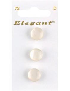 Knopen Elegant nr. 72