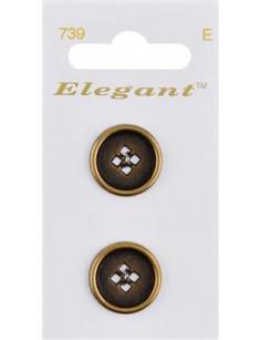 Buttons Elegant nr. 739