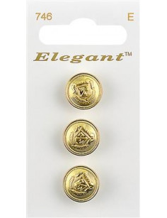 Boutons Elegant nr. 746