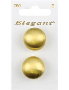 Boutons Elegant nr. 750