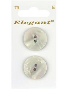 Boutons Elegant nr. 79