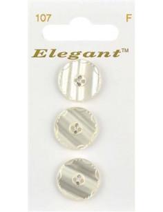 Boutons Elegant nr. 107