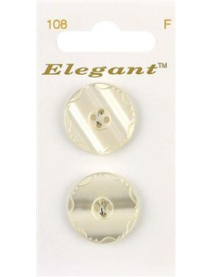 Boutons Elegant nr. 108