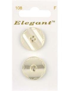 Knopen Elegant nr. 108