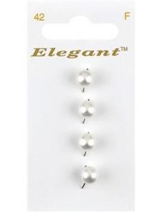 Boutons Elegant nr. 42