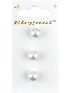 Boutons Elegant nr. 43