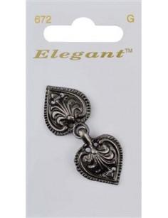 Boutons Elegant nr. 672