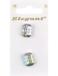 Boutons Elegant nr. 78