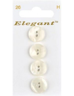 Knopen Elegant nr. 26
