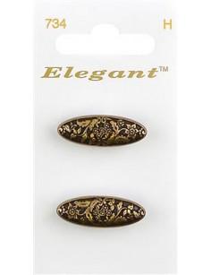 Boutons Elegant nr. 734