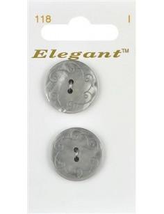 Knopen Elegant nr. 118